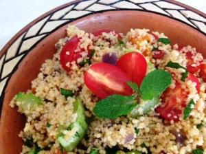 cuscuz marroquino de legumes