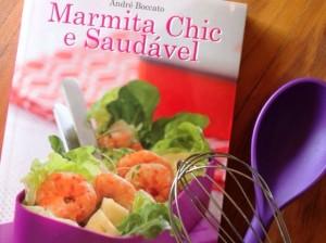 livro marmita chic