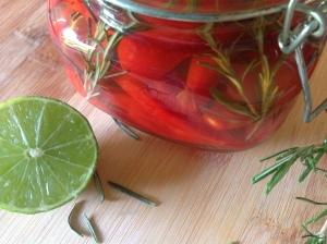 pimenta em conserva